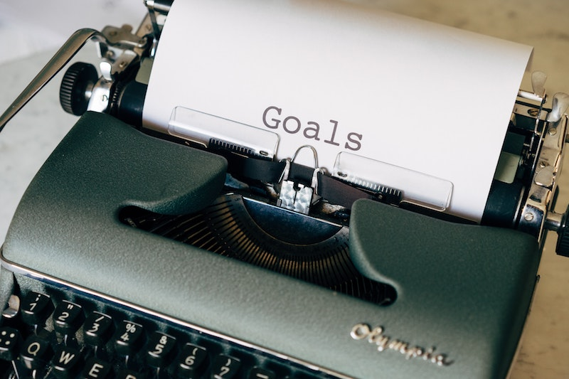 Want to reach your goals? Write them down.