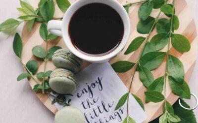 Finding Gratitude in the Random